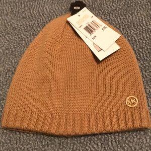NEW Michael Kors reversible hat